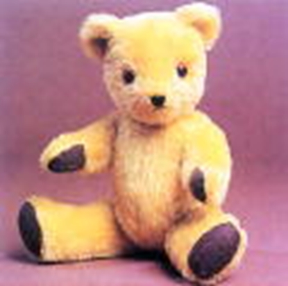 Picture of Cuddly Toy Kit: Teddy