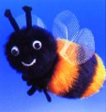 Picture of Mini Soft Toy Kit Bumble Bee