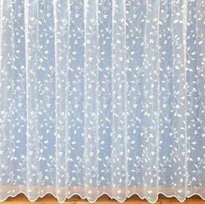 Picture of 3988 White Net Curtain