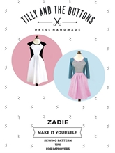 Picture of Tilly and the Buttons Sewing Patterns Zadie Dress