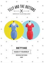 Picture of Tilly and the Buttons Sewing Patterns Bettine Dress