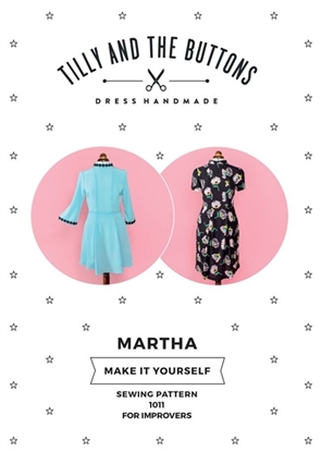 Picture of Tilly and the Buttons Sewing Patterns Martha Dress