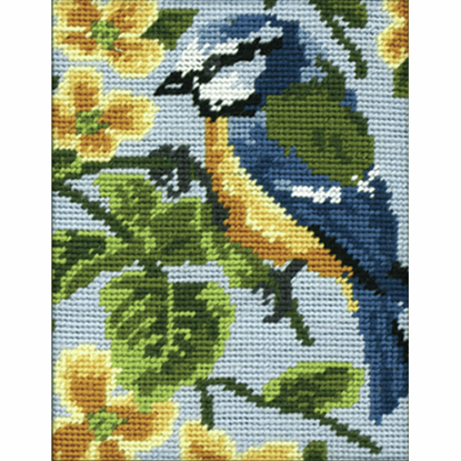 Picture of Starter Tapestry Kit Blue Tit