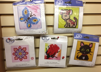 Picture of Diamond Painting: Starter Kits