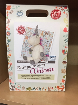 Picture of Knitting Kit: Knit Your Own Unicorn