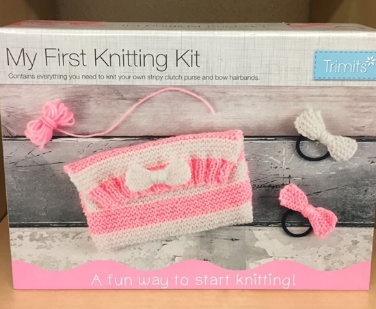 Picture of Knitting Kit: My First Knitting Kit