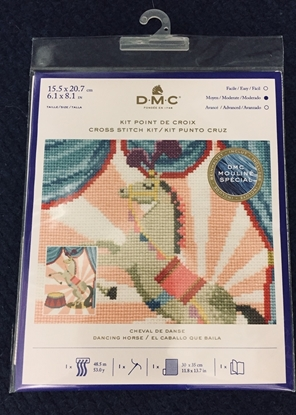 Picture of Cross Stitch Kit: Dancing Horse