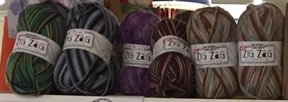 Picture of King Cole Zig Zag 4Ply
