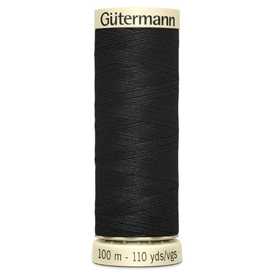 Picture of Gutermann Polyester Sewing Thread: Sew All 100m