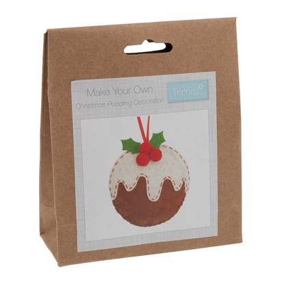 Picture of Christmas Decoration: Christmas Pudding